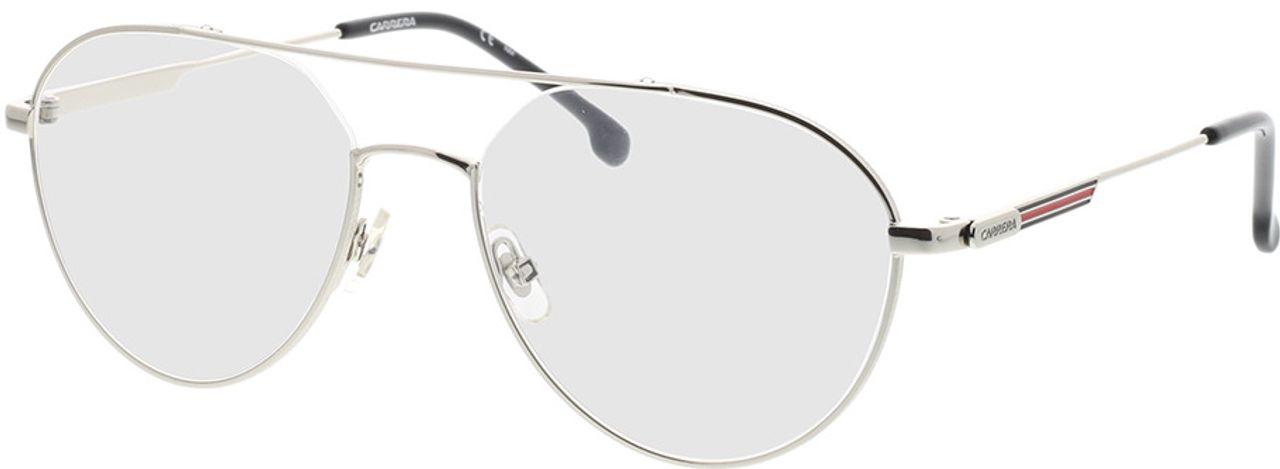 Picture of glasses model Carrera CARRERA 1110 010 55-19 in angle 330