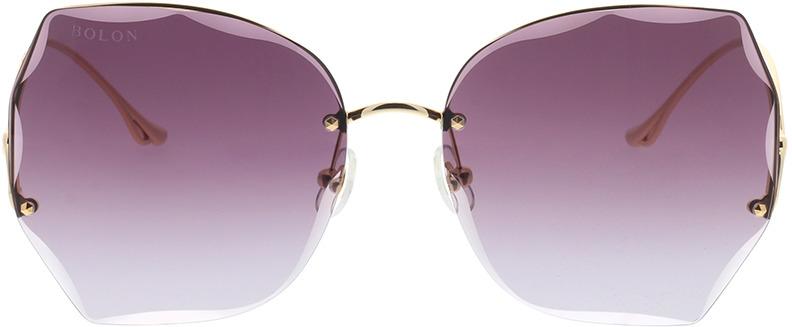 Picture of glasses model Bolon BL7102 A60 60-16 in angle 0