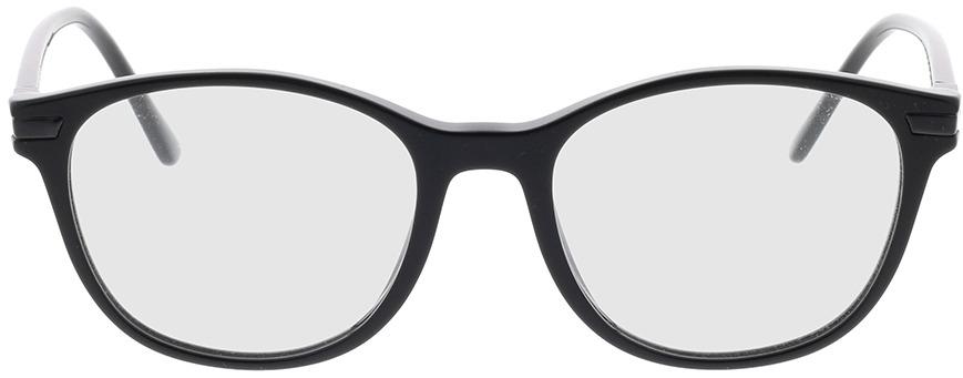 Picture of glasses model Prada PR 02WV 07F1O1 54-19 in angle 0