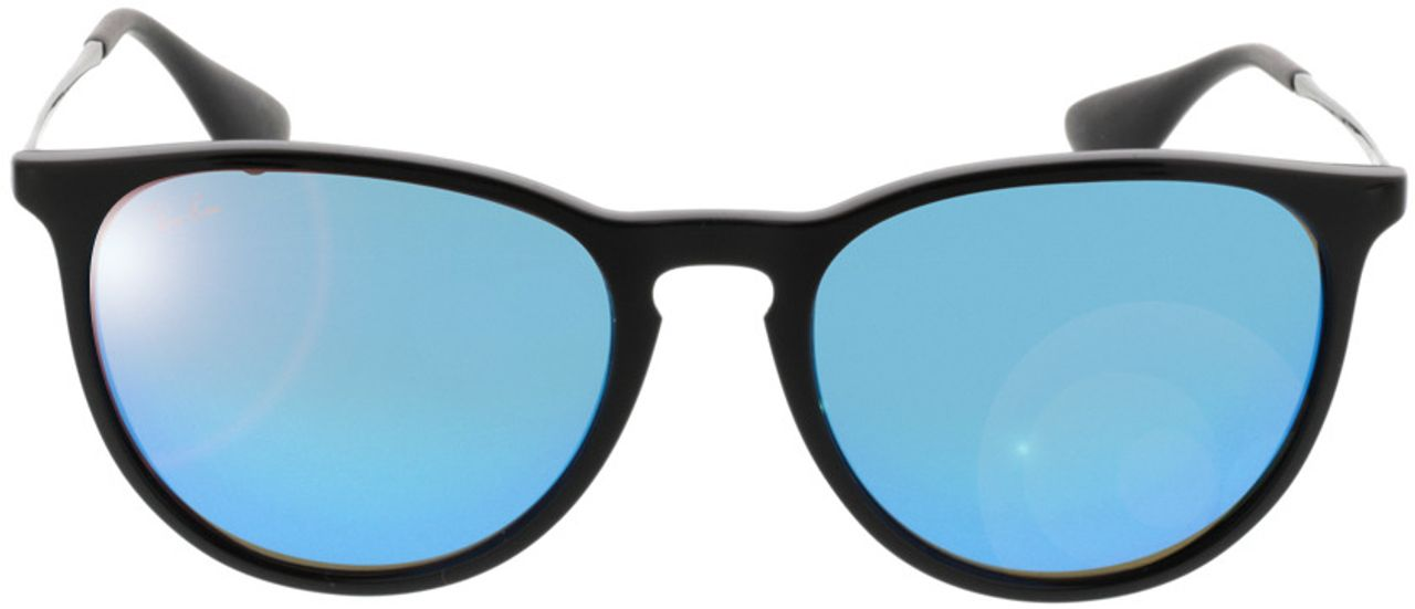 Picture of glasses model Ray-Ban Erika RB4171 601/55 54-18 in angle 0