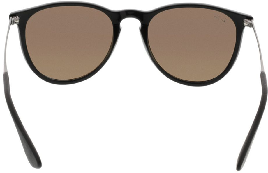 Picture of glasses model Ray-Ban Erika RB4171 601/55 54-18 in angle 180