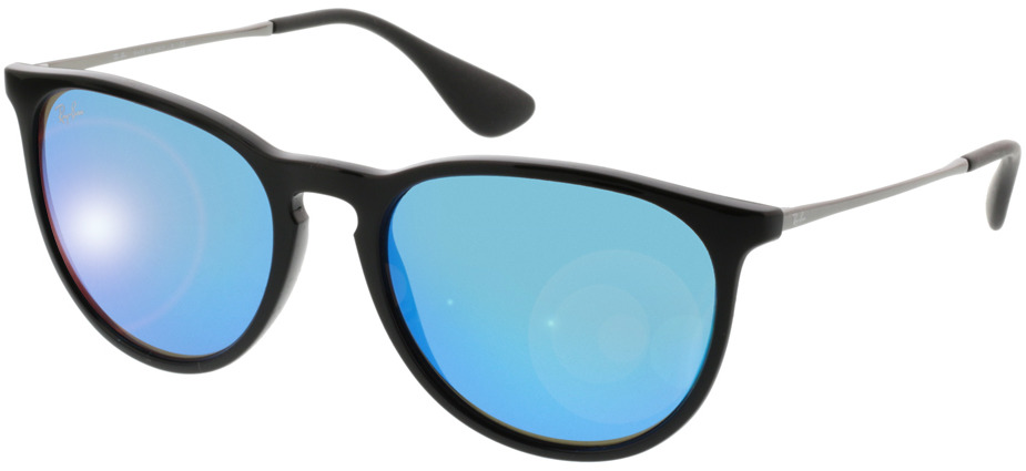 Picture of glasses model Ray-Ban Erika RB4171 601/55 54-18