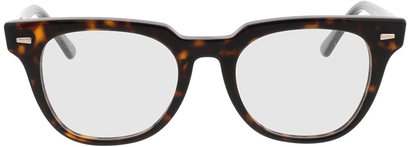 Picture of glasses model Ray-Ban Meteor RX5377 2012 50-20 in angle 0