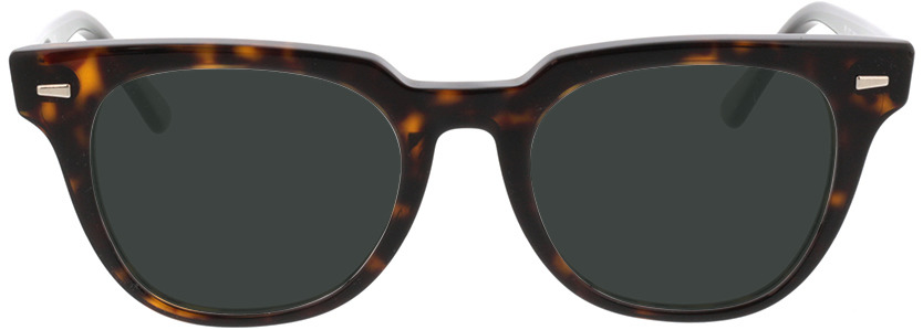 Product with lens tinting
