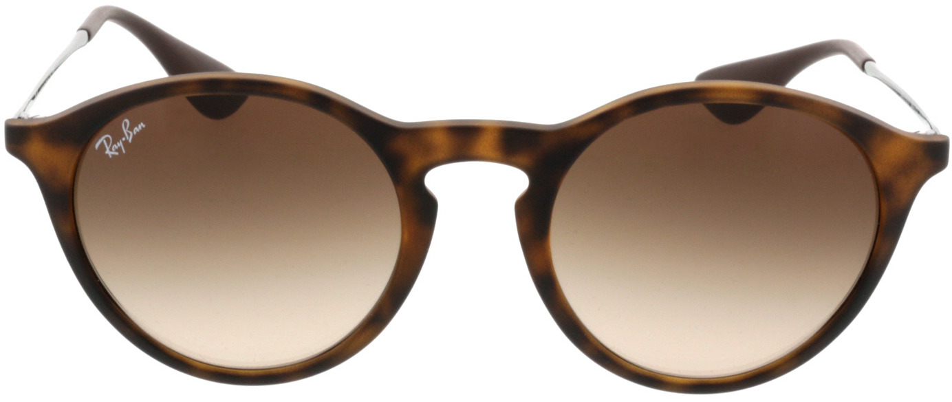 Picture of glasses model Ray-Ban RB4243 865/13 49-20 in angle 0