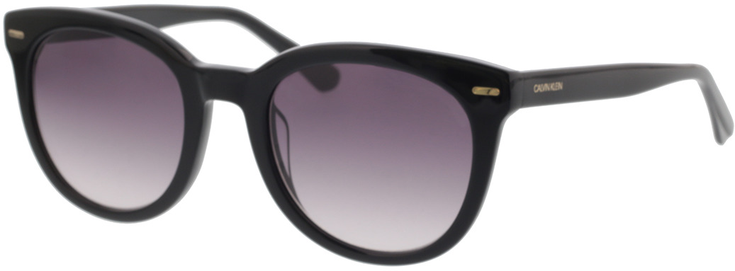 Picture of glasses model Calvin Klein CK20537S 001 51-21 in angle 330