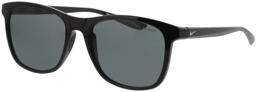 Picture of glasses model Nike PASSAGE P CW4657 010 55-18 in angle 330