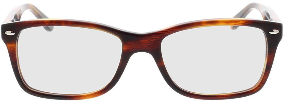 Picture of glasses model Ray-Ban RX5228 2144 53-17 in angle 0