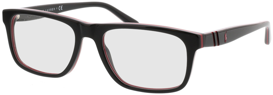 Picture of glasses model Polo Ralph Lauren PH2211 5668 55-18 in angle 330
