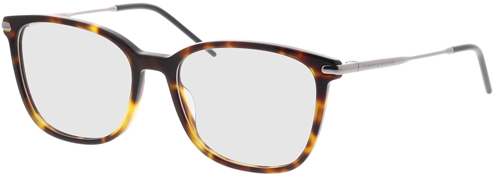 Picture of glasses model Tommy Hilfiger TH 1708 SX7 53-17 in angle 330