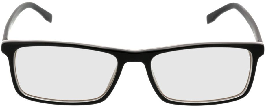Picture of glasses model Boss BOSS 0765 QHI 55-16 in angle 0