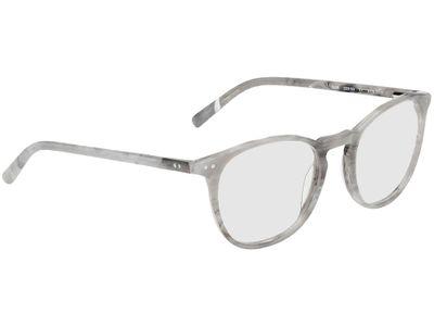 Brille Athen-grau-meliert