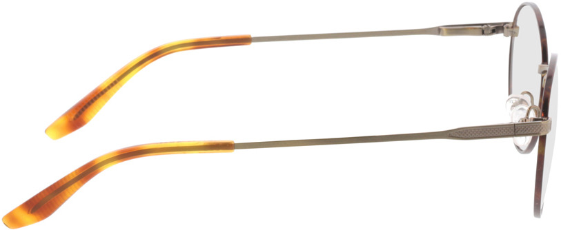 Picture of glasses model Orelia-bronze/gold in angle 90