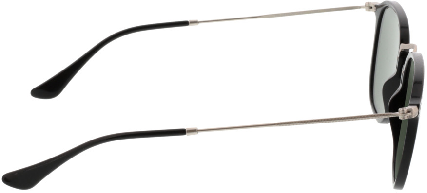 Picture of glasses model Ray-Ban RB2448N 901 51-21 in angle 90
