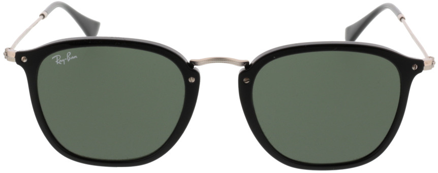 Picture of glasses model Ray-Ban RB2448N 901 51-21 in angle 0