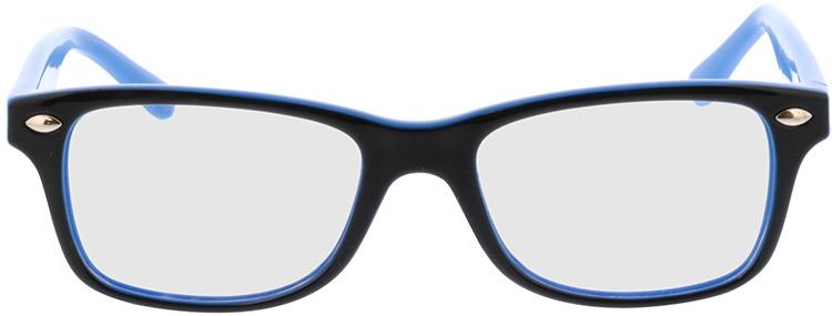Picture of glasses model Revo-dunkelblau/hellblau in angle 0