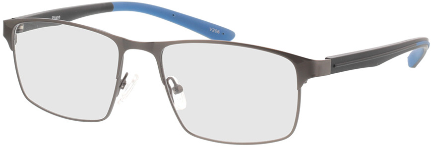 Picture of glasses model Pitane-anthracite mat in angle 330