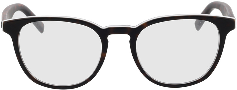 Picture of glasses model Guess GU50033 052 51-19 in angle 0
