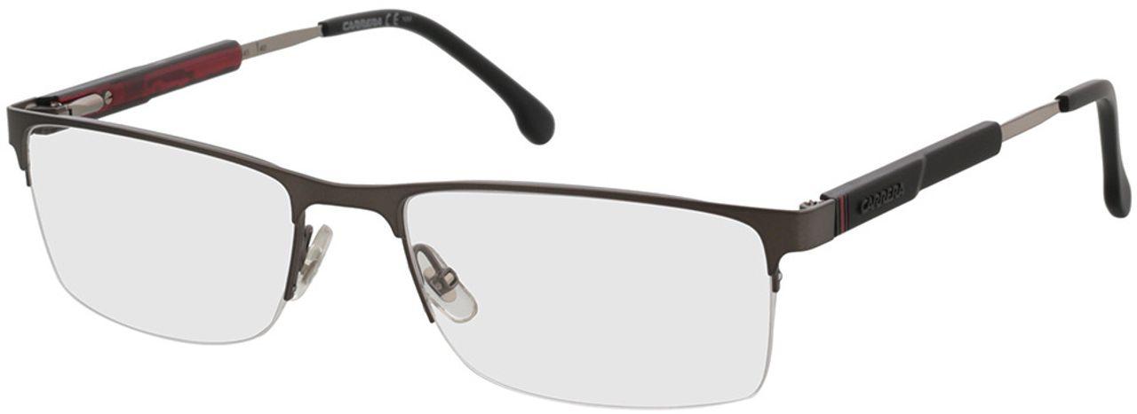 Picture of glasses model Carrera CARRERA 8835 R80 57-19 in angle 330