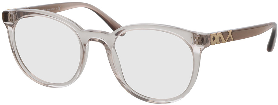 Picture of glasses model Burberry BE2250 3685 51-20 in angle 330