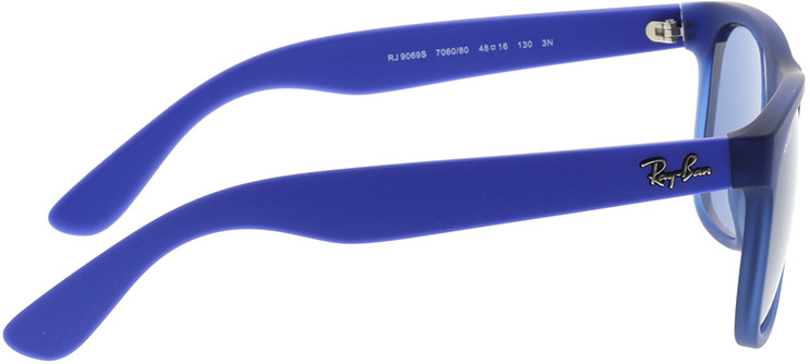 Picture of glasses model Ray-Ban Junior RJ9069S 706080 48-16 in angle 90