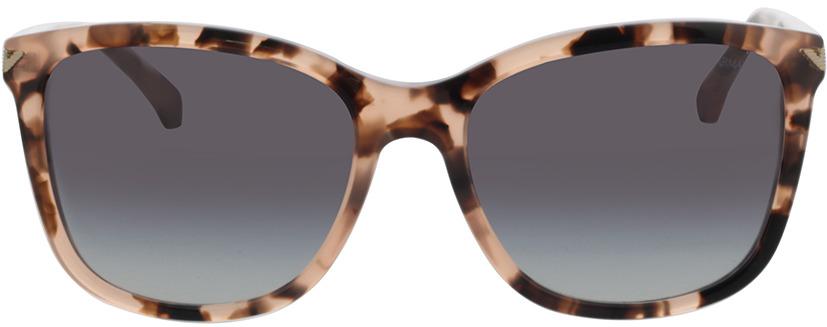 Picture of glasses model Emporio Armani EA4060 57668G 56-18 in angle 0