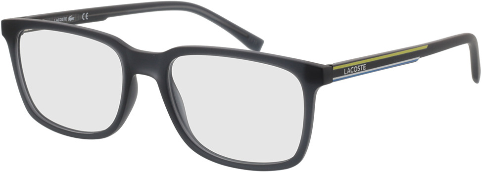 Picture of glasses model Lacoste L2859 024 54-18 in angle 330