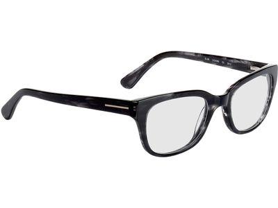 Brille Baruta-schwarz-meliert