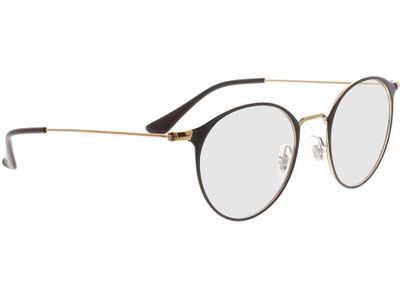 Brille Ray-Ban RX6378 3069 49-21