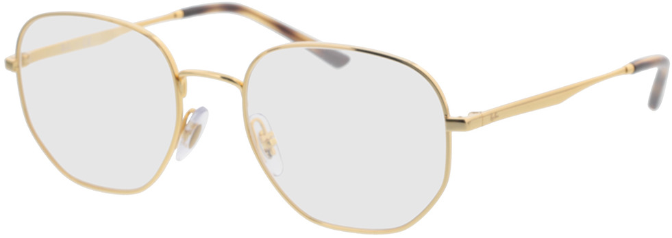 Picture of glasses model Ray-Ban RX3682V 2500 51-19 in angle 330