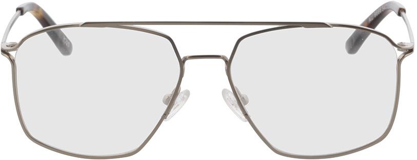 Picture of glasses model Harvey silver/havana in angle 0