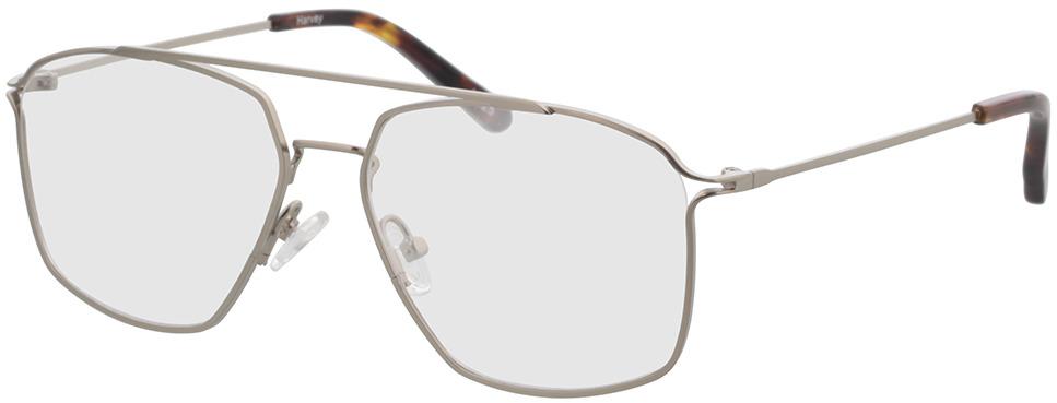 Picture of glasses model Harvey silver/havana in angle 330