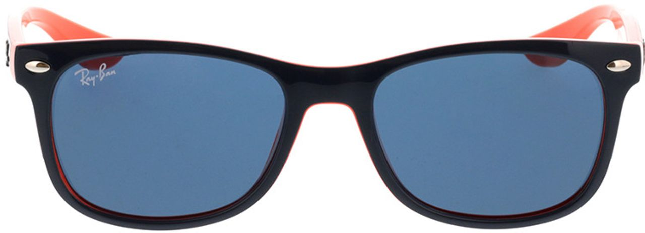 Picture of glasses model Ray-Ban Junior RJ9052S 178/80 48-16 in angle 0