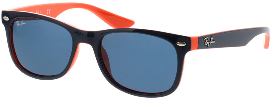 Picture of glasses model Ray-Ban Junior RJ9052S 178/80 48-16 in angle 330
