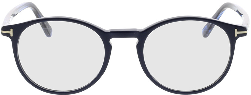 Picture of glasses model Tom Ford FT5294 090 50-20 in angle 0
