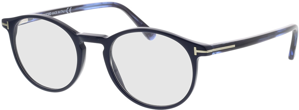 Picture of glasses model Tom Ford FT5294 090 50-20 in angle 330