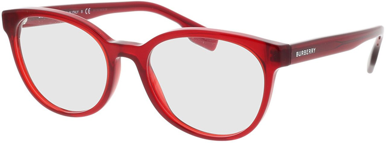Picture of glasses model Burberry BE2315 3495 52-18 in angle 330