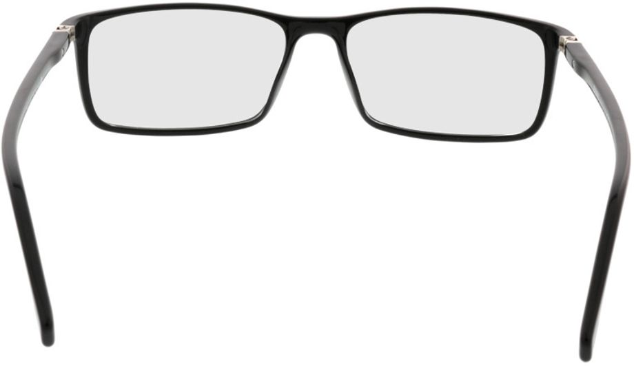 Picture of glasses model Boss BOSS 0680 D28 55-16 in angle 180