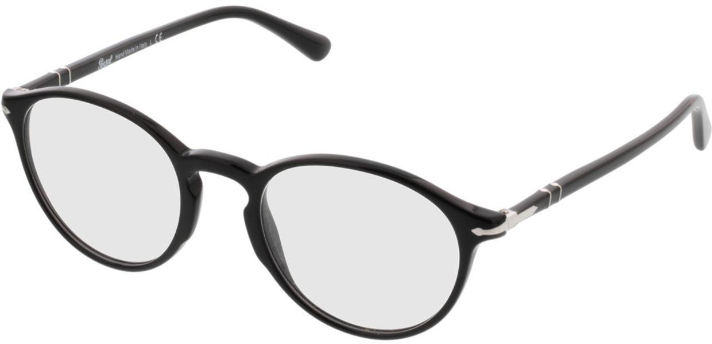 Picture of glasses model Persol PO3174V 95 51-21 in angle 330
