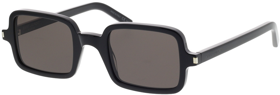 Picture of glasses model Saint Laurent SL 332-001 48-24 in angle 330