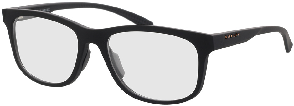 Picture of glasses model Oakley OX8175 817501 54-17 in angle 330