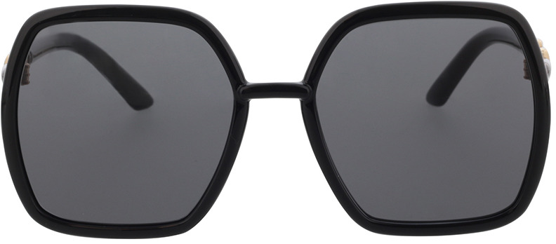 Picture of glasses model Gucci GG0890S-001 55-19 in angle 0