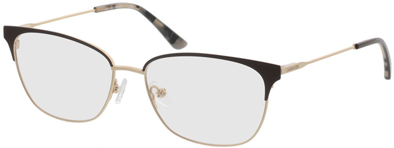 Picture of glasses model Calvin Klein CK38057 200 52-15 in angle 330