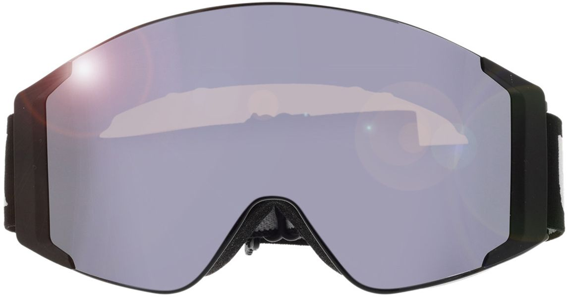 Picture of glasses model Uvex Skibrille g.gl 3000 TOP Black/Mirror Silver in angle 0