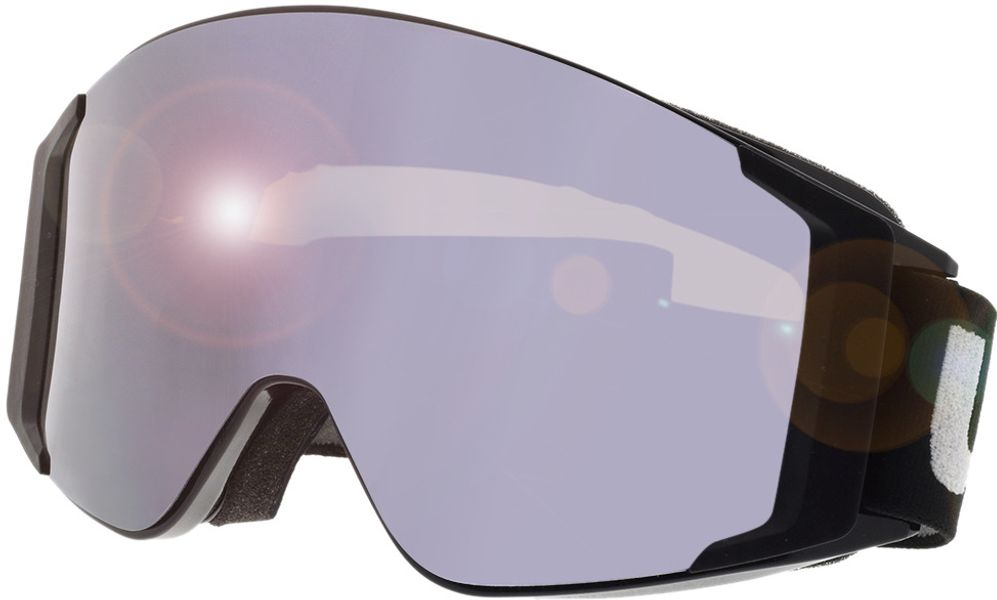 Picture of glasses model Uvex Skibrille g.gl 3000 TOP Black/Mirror Silver in angle 330