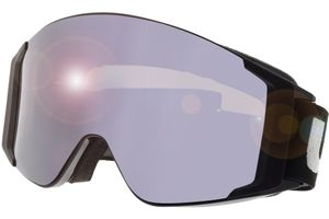 Skibrille g.gl 3000 TOP Black/Mirror Silver