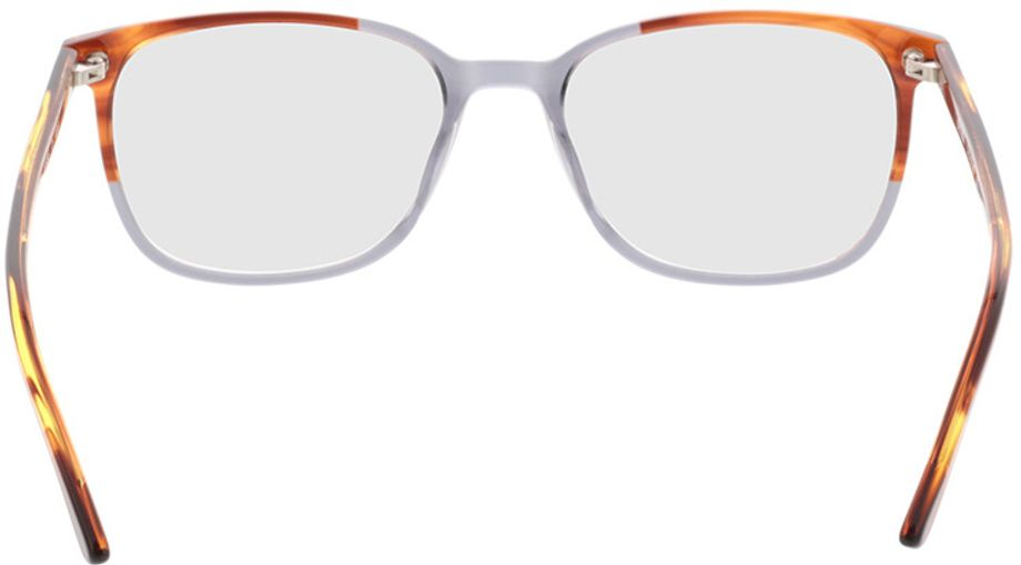 Picture of glasses model Licata-brown-mottled-grey in angle 180
