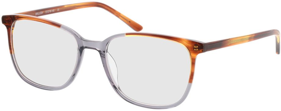 Picture of glasses model Licata-brown-mottled-grey in angle 330