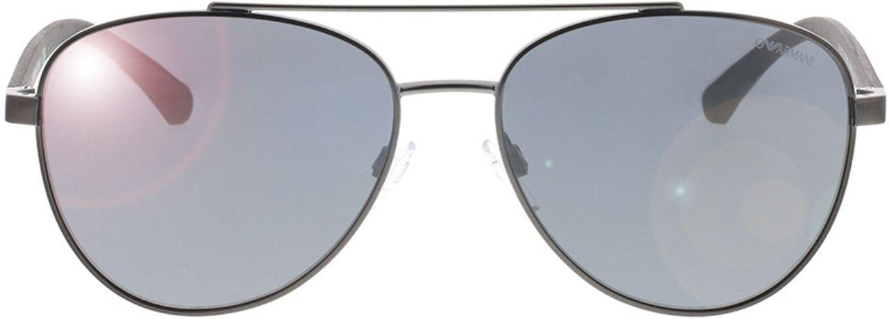 Picture of glasses model Emporio Armani EA2079 30036G 58-16 in angle 0