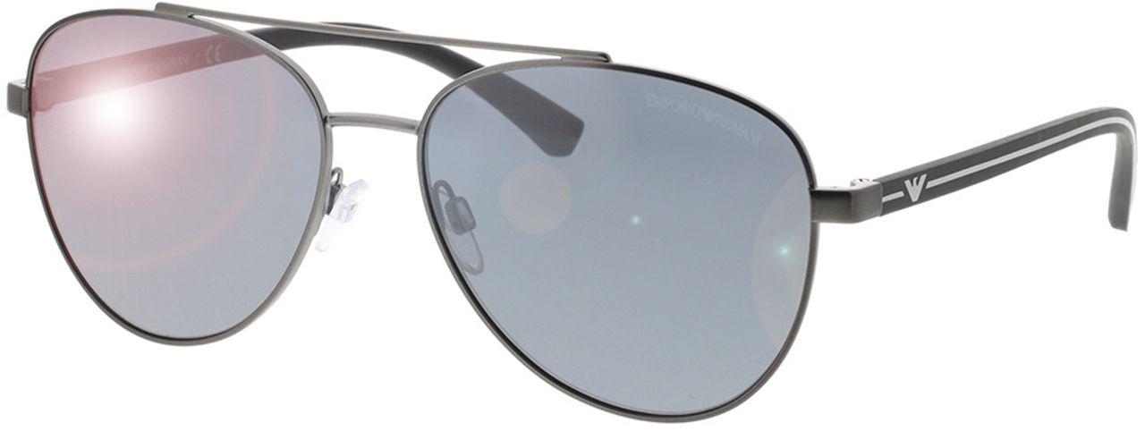 Picture of glasses model Emporio Armani EA2079 30036G 58-16 in angle 330